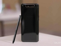 Аналог Galaxy Note для желающих сэкономить. Samsung Galaxy A81 может получить стилус