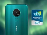 Nokia 7.2 удостоен награды за инновационность в рамках CES 2020 Innovation Awards