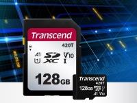 Transcend представляет карты памяти SD/microSD промышленного уровня, спроектированные с использованием технологии BiCS4