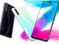 Смартфон Vivo Z5i с чипом Snapdragon 675 несёт на борту 8 Гбайт ОЗУ