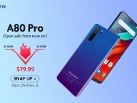 Blackview A80 Pro появился на глобальной открытой распродаже – ограниченное предложение на AliExpress по цене $79,99