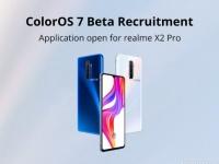 Realme показала скриншоты Color OS для Х2 Pro, бета-тест начался