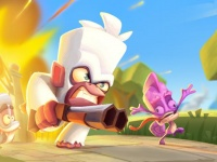 Играем на Android: Обзор игры Zooba - Битва животных