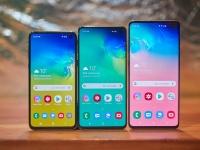 Samsung успела до Нового года. Android 10 теперь доступен для всех Galaxy S10