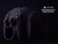 Так будет выглядеть джойстик для PlayStation 5