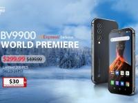Сегодня мировая премьера смартфона Blackview BV9900 – ограниченное предложение по цене $299.99