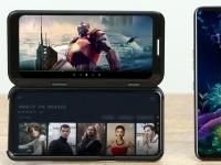 Смартфон LG V60 ThinQ 5G предстанет на выставке MWC 2020