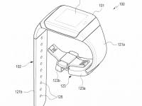 В Samsung запатентованы новые смарт-часы