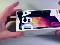 Что нужно знать покупателю о Samsung Galaxy A50. Короткий обзор