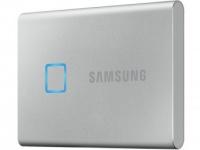Samsung представляет портативный твердотельный накопитель T7 Touch