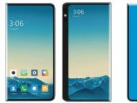 Xiaomi запатентовала гибкие смартфоны горизонтального и вертикального сложения