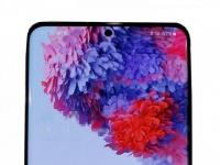 Первые реальные фото Samsung Galaxy S20+ 5G