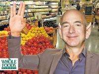 NFC станет не нужен. С новыми терминалами Amazon оплачивать товары можно будет ладонью