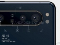 Таким будет суперфлагман Sony Xperia