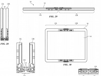 Apple готовит складной iPad? Новый патент из Купертино