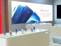 В Украине появится первый офлайн-магазин OPPO в формате shop-in-shop