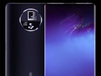Концепт-рендер раскрывает любопытный дизайн смартфона Vivo Apex 2020