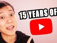 YouTube исполнилось 15 лет