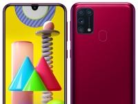 «Монструозный» Samsung Galaxy M31 показали во всех деталях и цветах