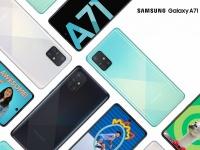 Samsung превратит Galaxy A71 в смартфон уровня Galaxy S9, сменив новинке платформу