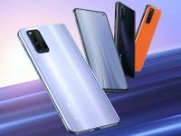 Анонс IQOO 3 – 5G-смартфон для игр с UFS 3.1 и 55-Вт быстрой зарядкой