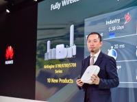 Huawei запустил продукты AirEngine Wi-Fi 6, ускоряя внедрение полностью беспроводных кампусов для предприятий