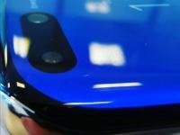 Двойная фронталка Huawei P40 Pro ну очень близко на живом фото