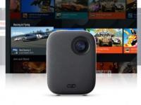 Xiaomi представила проектор Mi Smart Compact Projector с Android TV