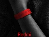Официальный постер Redmi Band — первого носимого устройства Redmi