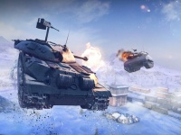 World of Tanks Blitz подарит реальные участки на Луне