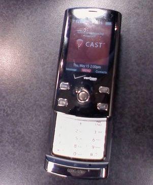 LG VX8610