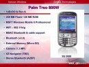 У оператора Verizon Wireless также появится смартфон Palm Treo 800w