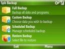 Компания Spb Software House представляет Spb Backup 2.0