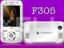 Потенциальный внешний вид Sony Ericsson F305