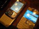 Nokia E66 и E71: фото и демонстрация возможностей