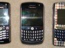 Фотографии смартфона BlackBerry Javelin