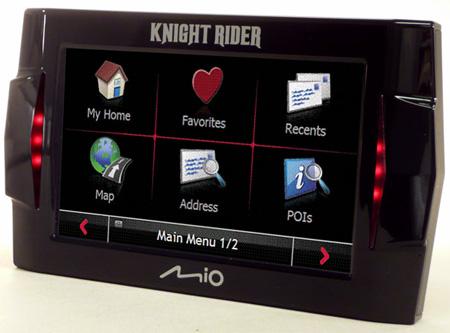 Mio Knight Rider