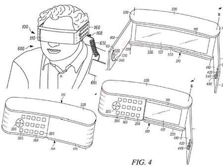 HMD (head mounted displays)