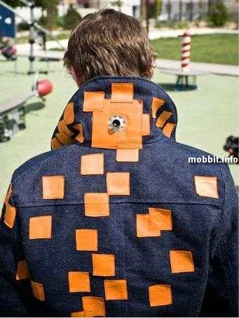 куртка со встроенной камерой