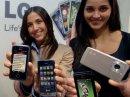 LG готова презентовать сенсорные GM730, GD900, GC900
