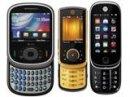 Телефоны Motorola QA4, VE66LX и QA1 на официальных изображениях