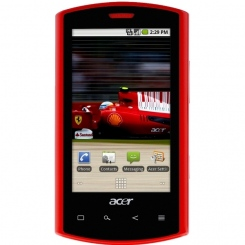 Acer Liquid Mini Ferrari Edition - фото 4