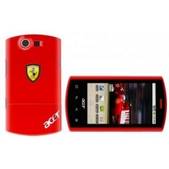Acer Liquid Mini Ferrari Edition - фото 2