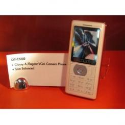 Alcatel ONETOUCH C550 - фото 4