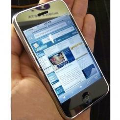 Apple iPhone 3G 8Gb - фото 2