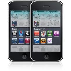 Apple iPhone 3G S 8Gb - фото 11