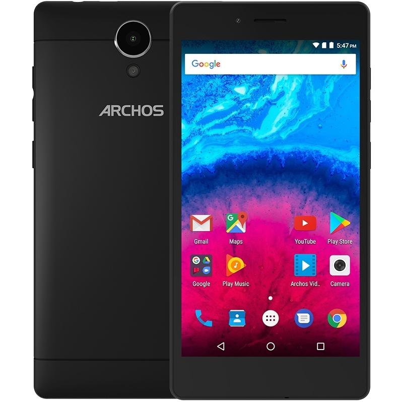 Прошивка Archos 50 Lite — официальная версия