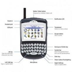 BlackBerry 7520 - фото 3