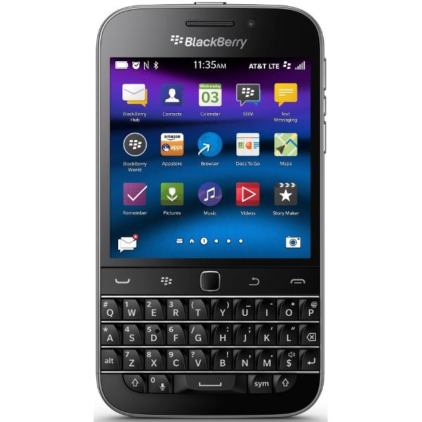 BlackBerry Classic, прошивка, характеристики