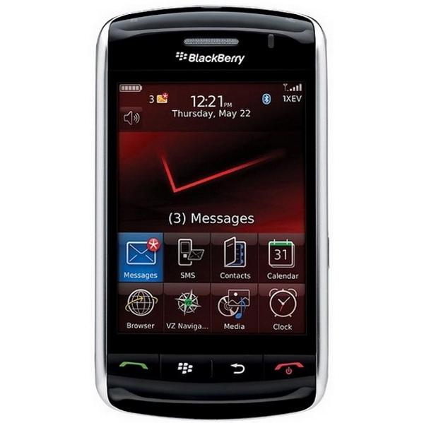 BlackBerry Storm 9530, прошивка, характеристики